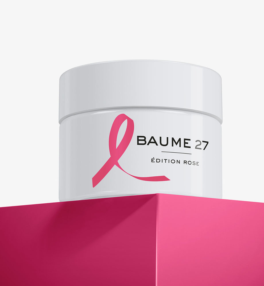 Baume 27 Pink edition 72DPI920PX