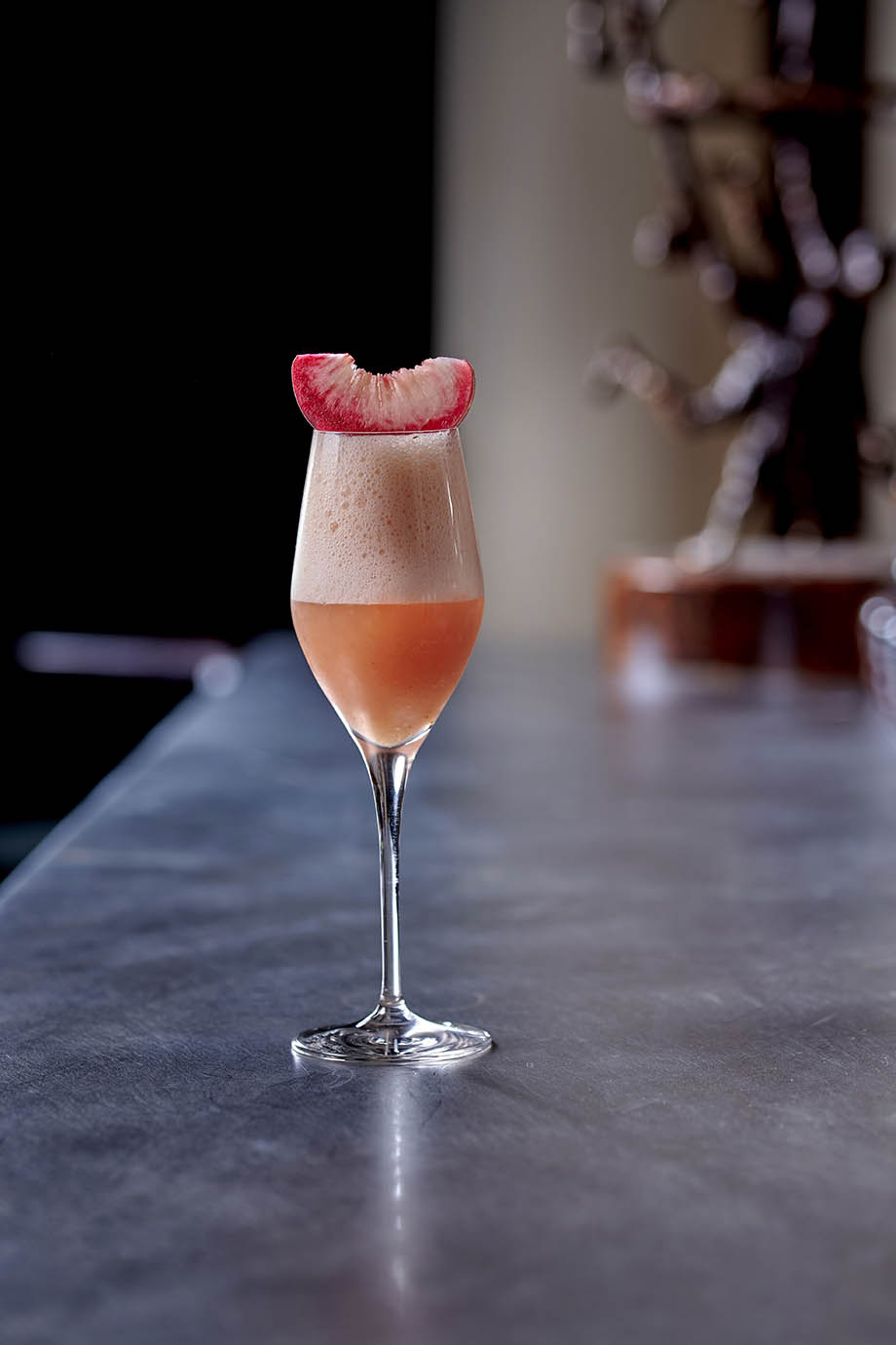Mocktail Jasmin et Rose 920PX Park Hyatt Paris Vendome