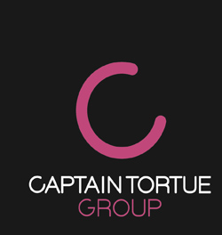Logo Captain tortue