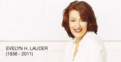 Evelyn LauderHeader