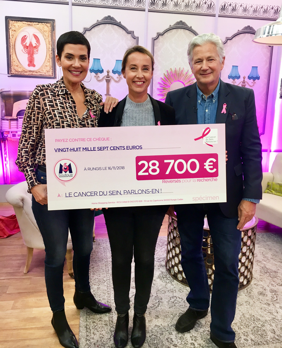 remise cheque 2018
